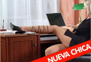 Conecta al videochat porno hasta en la oficina